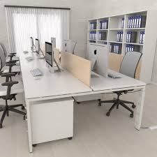 Bench para oficina modelo Portica. AulaMobel, Servicio Toda España